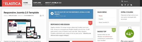 20 awesome responsive joomla templates