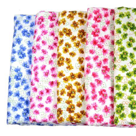 Baby Jumper Katun Bambu Cotton Bamboo kain katun rayon bunga crafts