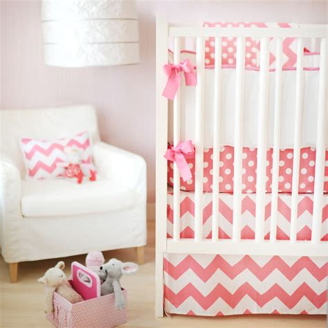 Pink Baby Bedding Crib Sets by Zig Zag Baby Crib Bedding Set In Pink By New Arrivals Inc