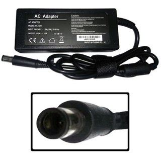 Adaptor Charger Laptop Original Compaq Hp 185v 35a 65w Jarum laptop charger ac adapter 185v 35a 65w 74x50 for hp compaq 610 available at shopclues for rs 500