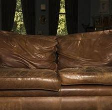 how to clean old upholstery how to clean restore old leather funiture my mom mom