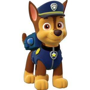 Paw Patrol Party Rubble Png Pictures To Pin On Pinterest | sticker et autocollant chase debout pat patrouille