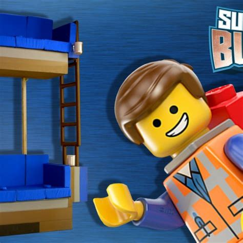 real double decker couch nerd reactor the lego movie sequel has been delayed
