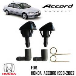 windshield washer water spray nozzle injector honda accord