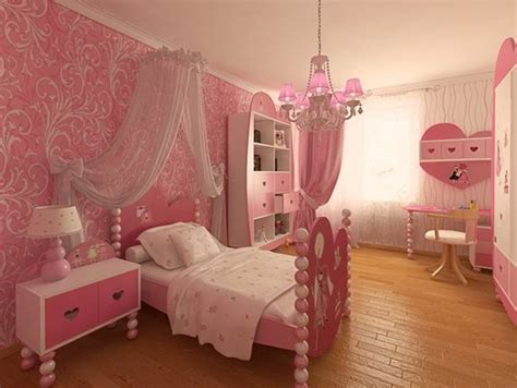 girl rooms girls bedroom wallpaper