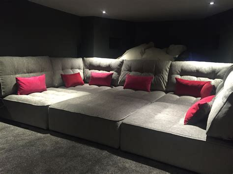home cinema sofa bed cineak cosymo home cinema sofa bat