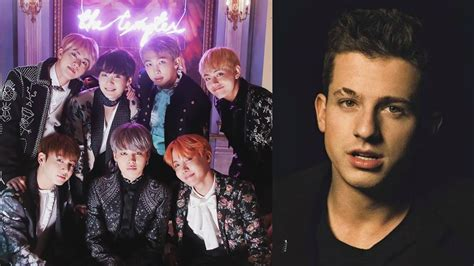charlie puth jungkook mama 2017 charlie puth dice que quiere conocer a bts y se disculpa