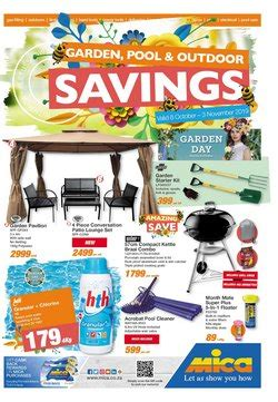 mica  pinetown weekly specials catalogues