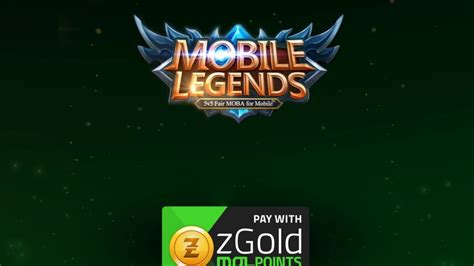 mobile legends top up mobile legends top up with zgold molpoints