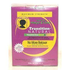 does jamaican mango and islagrow hair fast transitioning to natural hair 40 weeks post relaxer