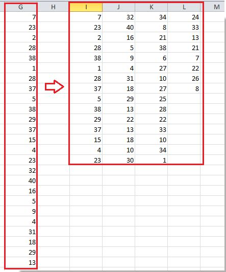 How To Get In To Kellogs 1 Year Mba by How To Split A Column Into Columns In Excel