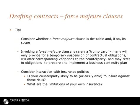 shine frustration of contracts webinar