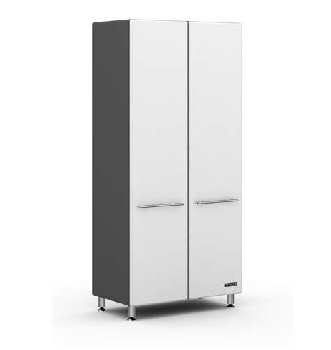 tall garage storage cabinets with doors 2 door tall cabinet ga 06sw the garage organization