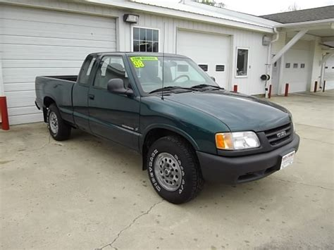 automobile air conditioning service 1998 isuzu hombre electronic valve timing 1998 isuzu hombre for sale in center point ia 3642 1