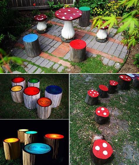 Garten Gestalten Spielen by Coole Idee F 252 R Diy Kinderspielplatz Aus Holz Zum Spielen