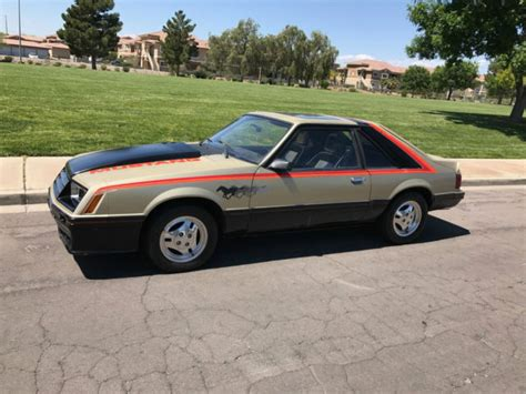 1979 ford mustang pace car 1979 ford mustang official pace car for sale ford