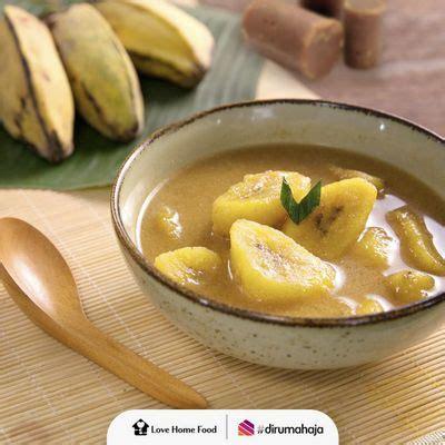 resep kolak pisang endeustv