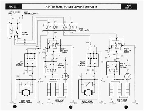 jaguar xj6 series 2 wiring diagram wiring diagram with