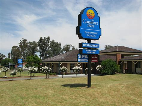 comfort inn bushmans comfort inn bushmans in parkes hotel rates reviews in