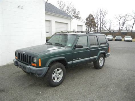 how petrol cars work 1999 jeep cherokee transmission control find used 1999 jeep cherokee sport 4 door 4 wheel drive mechanic s special no reserve in