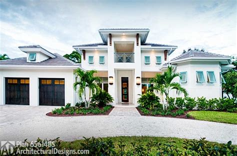 florida house plan florida plans architectural designs