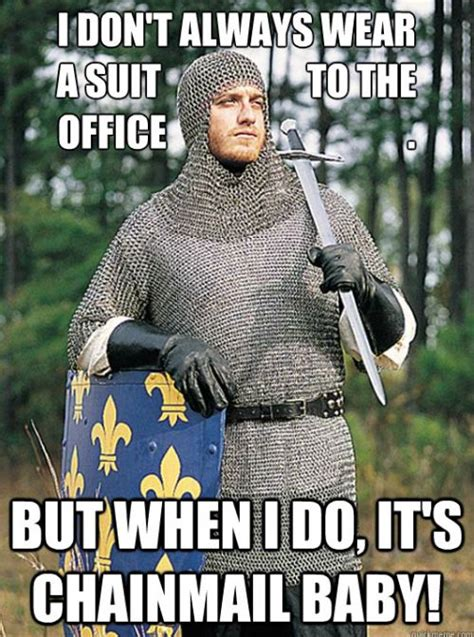 Knight In Shining Armor Meme - funny knight pictures