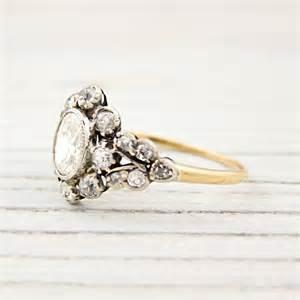 antique gold wedding rings antique gold engagement rings ipunya