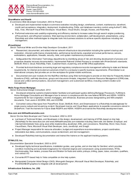 Resume Charting Documentation Administrator Resume