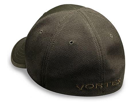 vortex optics flex fit patch cap polyester cotton mpn