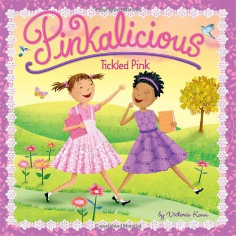 Book Review Tickled Pink By Jones by Pinkalicious Tickled Pink