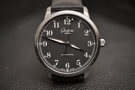 Exellence Watches 1 glash 252 tte original senator excellence steel black on review specs price