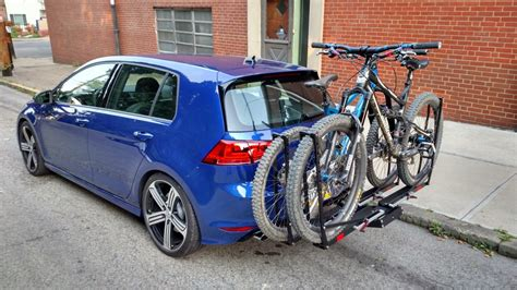 Bike Rack For Vw Golf by Mk7 Golf R Gti Whispbar Mtbr