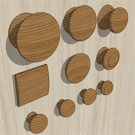 Model Home Interior Designers Handle Wooden Knob Handle Pack 01 Kitchen Knobs For