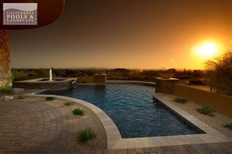 outdoor living california pools landscape