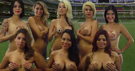 Venezuelan Women Get Their Kit Off For Motivational Video For Their National Team S Copa America