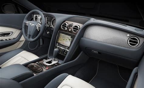 Bentley Continental Interior Photos by Car And Driver