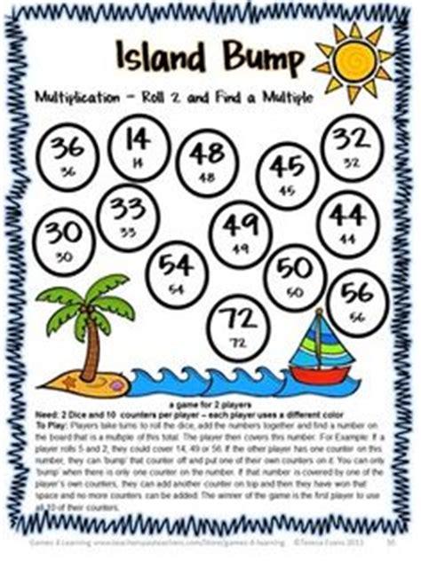 printable short division games multiplication on pinterest multiplication games
