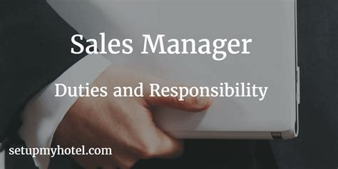 Search House Plans 23 duties and responsibilities of hotel sales manager