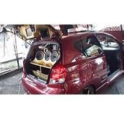 Chevrolet Aveo Hatchback Tuning Colombia Sonido Sobre