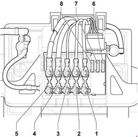new beetle battery fuse box 27 wiring diagram images