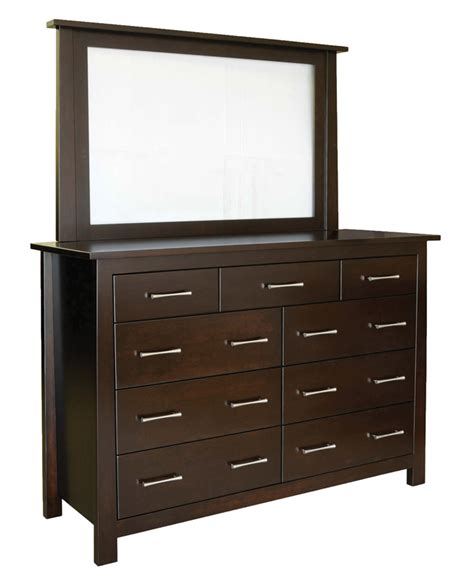 Burlington Bedroom Furniture Burlington Dresser Amish Furniture Designed