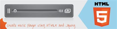 design html audio player create html5 music player for website using jquery