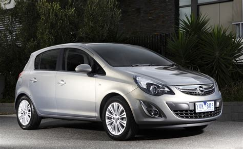 opel corsa pricing and specifications revealed photos 1