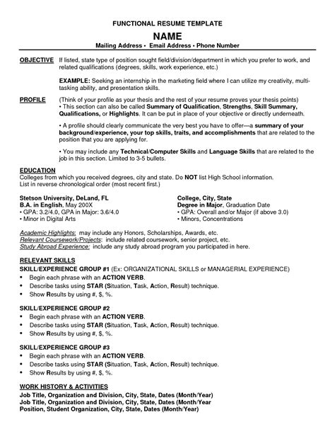 Resume Templates Microsoft Word Starter 2010 Resumes For Students With No Work Experience Web Analytics Analyst Resume Great Resumes For