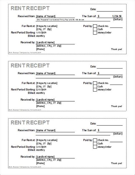 Receipt Template Tip by 68 Best Images About Free Excel Templates On