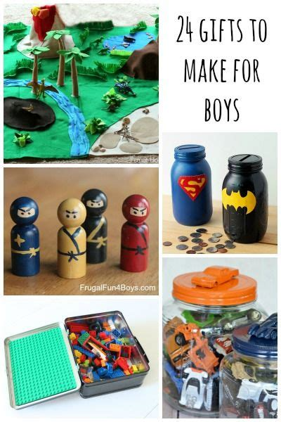 Handmade Gifts For Boys - best 25 handmade gifts for ideas on