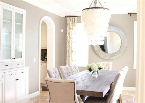 Restoration Hardware Dining Room Table light and airy dining room becki owens