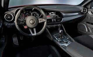 Alfa Romeo Giulia News New Alfa Romeo Giulia Revealed Official Pictures Auto