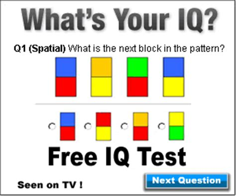 printable iq test free free iq test intelligence test real iq test free