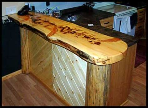 Creative Bar Tops Counter Top Bar For Kitchen Creative Sawmilling And